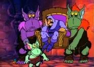 A hét bátor gumimaci