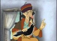magyar-nepmesek-rajzfilm - A csudamadár