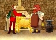 magyar-nepmesek-rajzfilm - Az aranybornyú