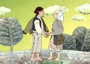 magyar-nepmesek-rajzfilm - Nyúlpásztor