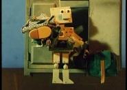 A robot - Sebaj Tóbiás