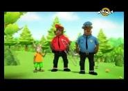 Bobby és Barney zenél