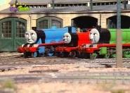 A rakoncátlan mozdony