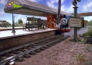 Thomas és a kisérő