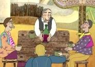 magyar-nepmesek-rajzfilm - Az elátkozott királylány